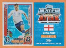 England Jack Wilshire Arsenal Man of the Match